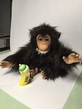Fur real interactive chimp w banana in Camp Pendleton, California