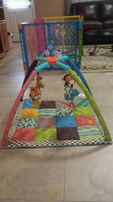 Playmat for baby in The Woodlands, Texas