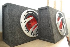 Sony Xplod Car Speakers (Set of 2) in Fort Meade, Maryland