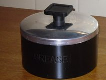 vintage grease canister in Naperville, Illinois