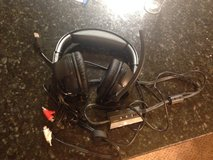 GAMING HEADSET WITH MIC PS3/PS4 in Fort Riley, Kansas
