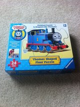 24 piece Thomas Shaped floor puzzle in Cincinnati, Ohio