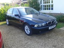 BMW 525i Petrol Automatic in Lakenheath, UK