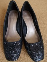 Ladies Shoes size 5 Marks & Spencer collection black in Cambridge, UK