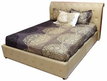 UF IN STOCK - Terrytown Bed with Mattress - Brand New! in Ramstein, Germany