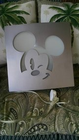 Mickey Mouse light in Conroe, Texas
