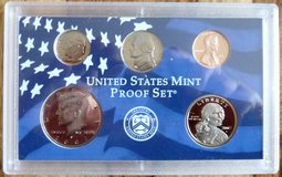 2002 S US Mint Proof Set in Baumholder, GE