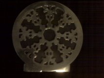 Tealight candle holder - snowflake in Camp Lejeune, North Carolina