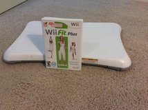 Wii Fit Plus by Nintendo in Beaufort, South Carolina