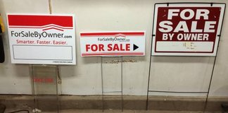For Sale Signs in Naperville, Illinois