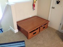 POTTERY BARN KIDS TABLE WITH STORAGE DRAWERS in Camp Lejeune, North Carolina