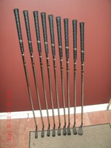RH Mens Spalding Cannon II Irons 2-PW in Orland Park, Illinois