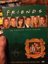 Friends seasons 5,6 8, 9 and 10 in Houston, Texas
