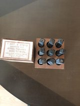 Metal Number Stamps reduced in Lockport, Illinois
