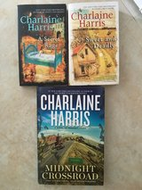 Charlaine Harris books in Okinawa, Japan