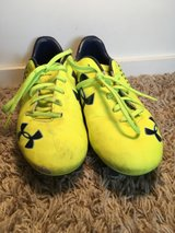 Size 7 Under Armour Blur Soccer Cleats Size 7 in Goldsboro, North Carolina