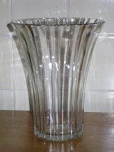 """1940 depression glass vase 7"""" in Glendale Heights, Illinois"""