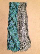 2 scarfs in Fort Riley, Kansas