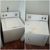 Whirlpool washer and dryer in Conroe, Texas