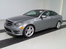2014 Mercedes Benz C250 Coupe in Aviano, IT