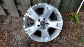"Ford 17"" 5 Lug Rim - Great Condition in Beaufort, South Carolina"