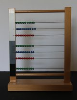 Montessori Large Bead Frame in Stuttgart, GE