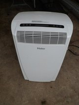 Haier 10000 BTU portable air conditioner in Joliet, Illinois