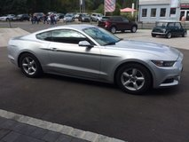 Ford Mustang Coupe V6  2015 in Hohenfels, Germany