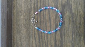 Child's pastel bracelet in Batavia, Illinois