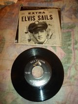 "For Sale: Elvis Presley (Rare) Interview Record Circa ""1959"". Plus other Elvis Records & 8-Tracks. in Quad Cities, Iowa"