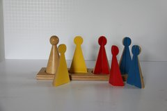 Montessori Fraction Skittles in Stuttgart, GE