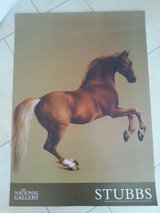Horse Poster - National Gallery London in Ramstein, Germany
