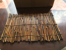 8 Bamboo Placemats from Pier 1 in Bartlett, Illinois