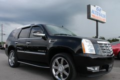 2007 Cadillac Escalade #10541 in Fort Knox, Kentucky