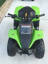 Suzuki 2 Stroke Quad Automatic LT80 in Fort Sam Houston, Texas