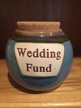 Wedding Fund Jar in Naperville, Illinois