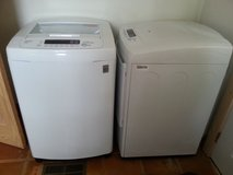 LG HE Washer and Dryer - $650 (Mexico Beach) in Tyndall AFB, Florida