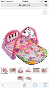 Fisher-Price baby girl play mat in Travis AFB, California