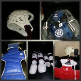 Martial Arts sparring gear in Vacaville, California