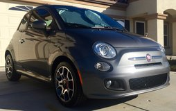 2012 Fiat 500 Sport Hatchback in San Clemente, California