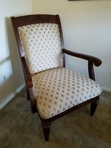 Large Solid Wood Accent Chair in Fort Irwin, California