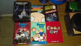 Family Guy Collection in Beaufort, South Carolina