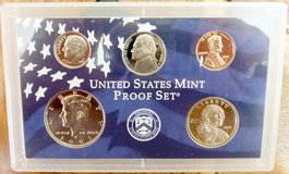 2001 S US Mint Proof Set in Baumholder, GE