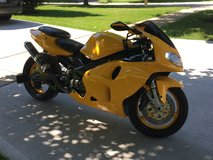 2001 Custom stretched Suzuki TL1000R in Joliet, Illinois