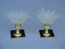 Twin Candle Holders, by Party Lite in Lockport, Illinois