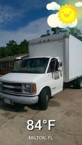2002 Chevy Box Truck in Pensacola, Florida