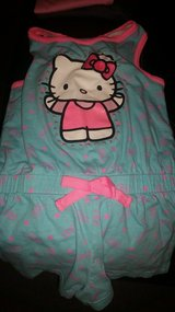 Hello kitty romper in Conroe, Texas