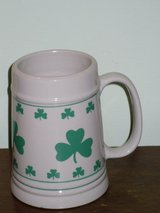 shamrock stein in Batavia, Illinois
