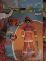 Power Suits Fireman Costume in Fort Campbell, Kentucky