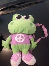 frog backpack in Fort Bliss, Texas